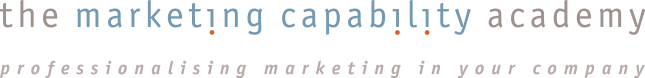 The Marketing Capability Academy